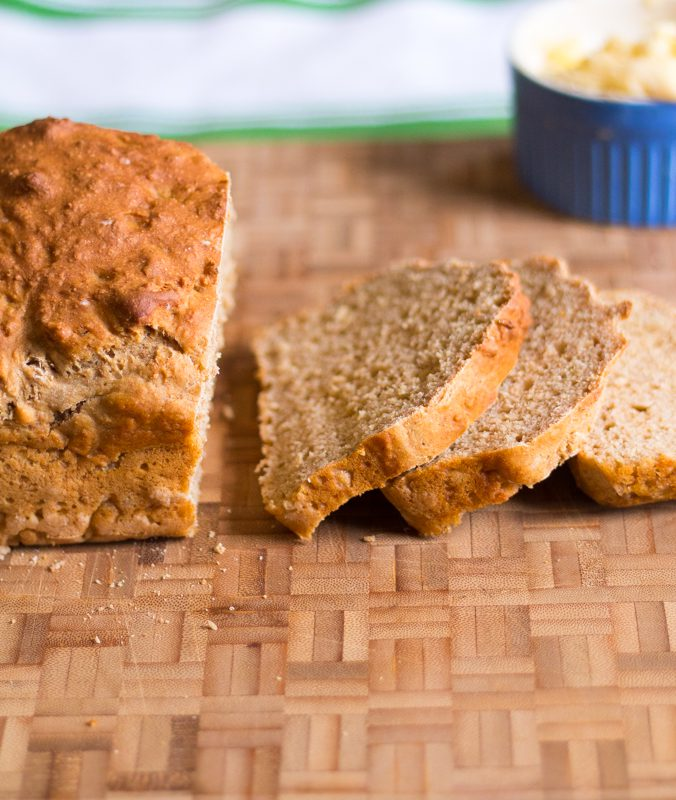 Irish Soda Sandwich Bread