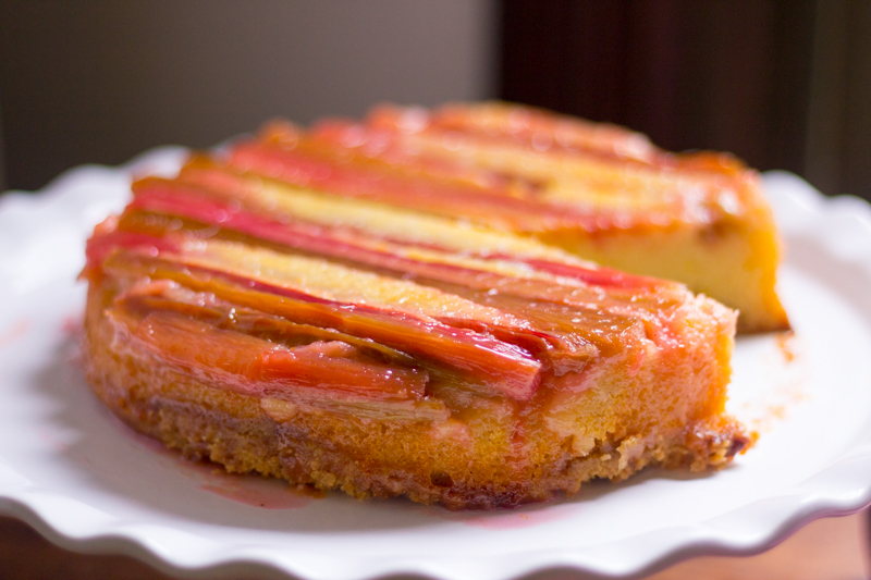 Rhubarb Recipe Roundup!