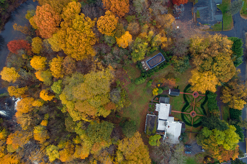 Autumn Views from a Drone
