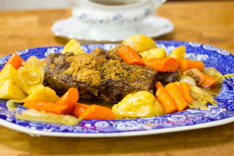 Chuck Roast in the Instant Pot