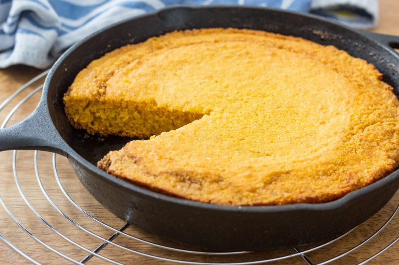 Buttermilk Cornbread