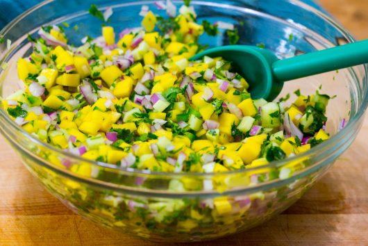Mango Salsa: My easy recipe