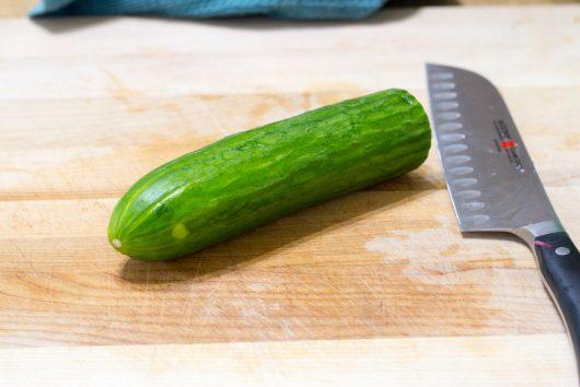 Ingredient #2: cucumber