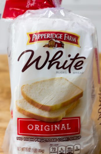 Use pain de mie or another high-quality sandwich bread