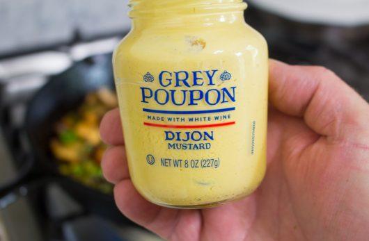 add the Dijon mustard