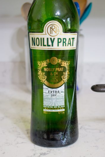 extra dry French vermouth