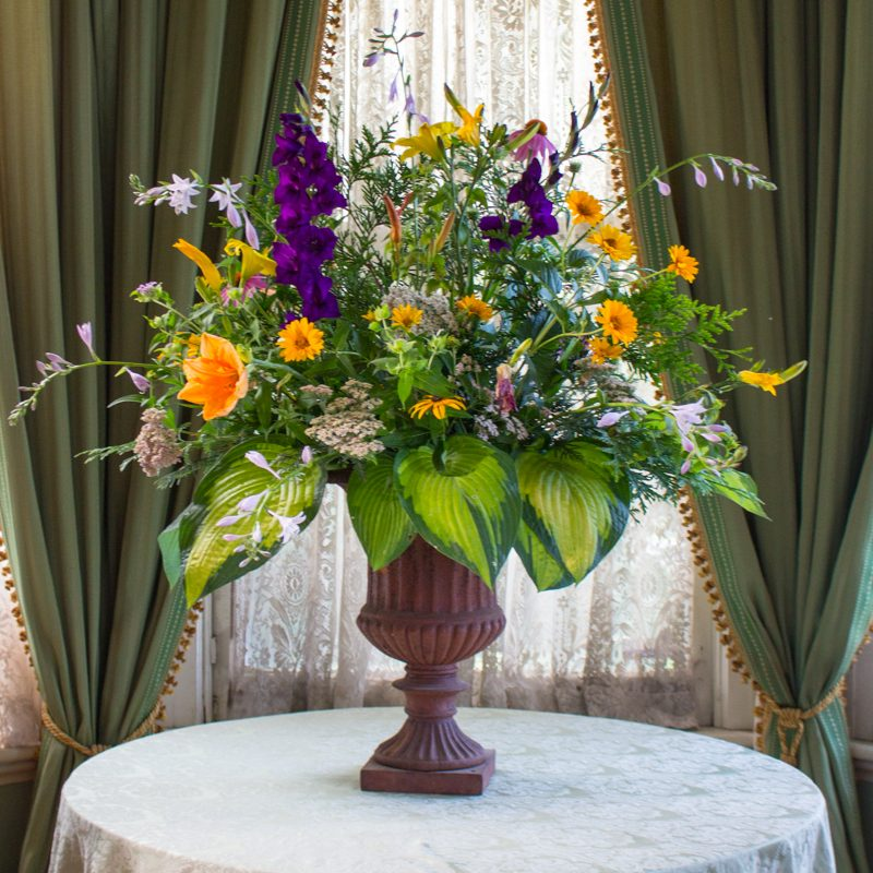 July Flower Arrangement
