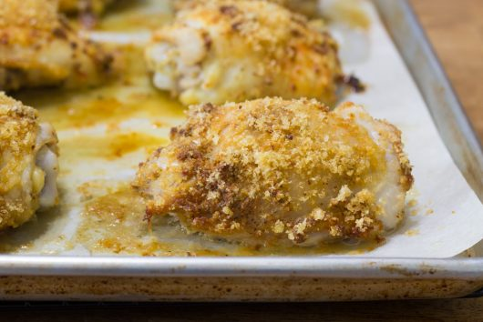 Crispy Sheet Pan Chicken
