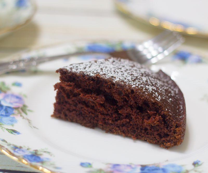 Helene's Crazy Chocolate Cake