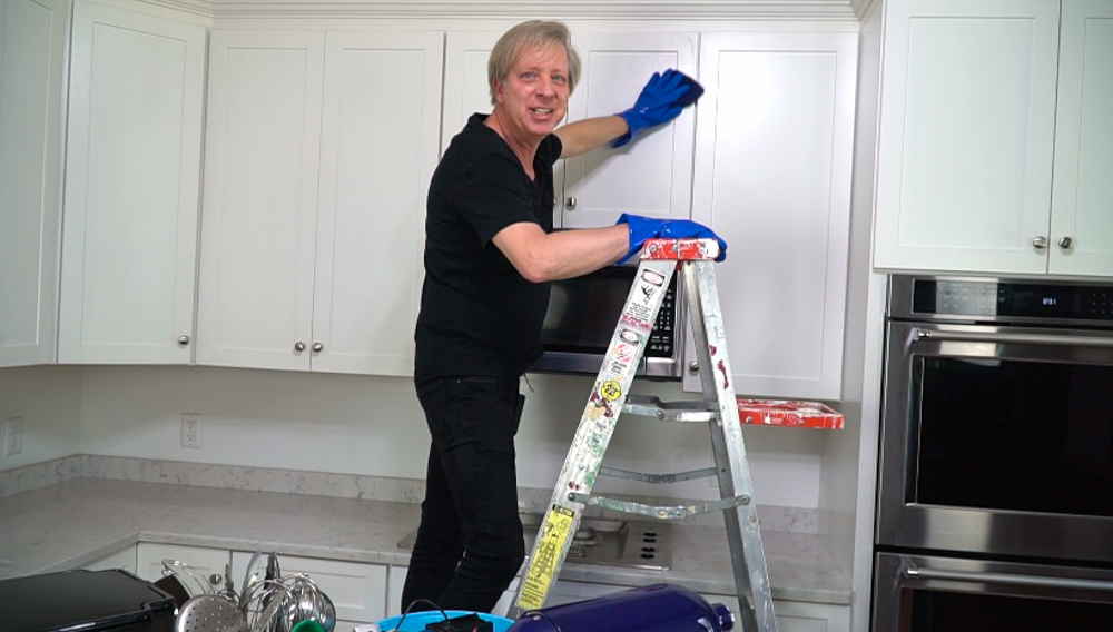 My Kitchen Cleaning Routine
