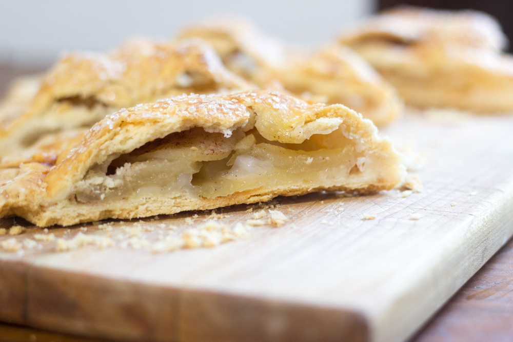 Apple Fold Over Pie