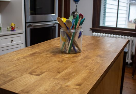 How I Clean and Maintain Butcher Block