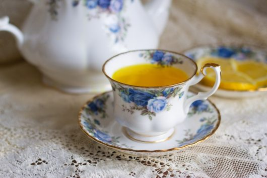 Ginger-Turmeric Tea