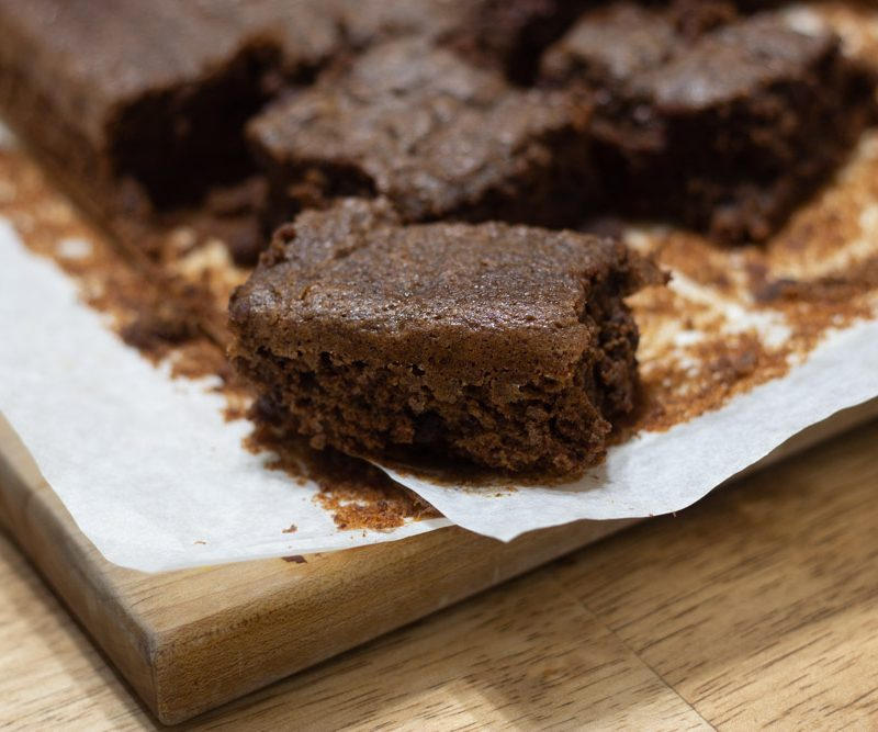 Chickpea Brownies