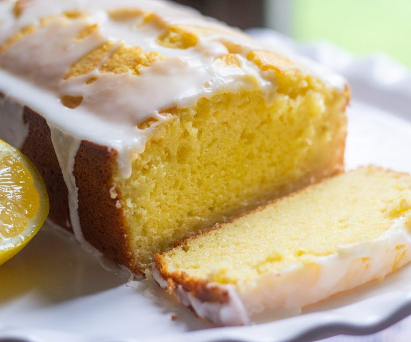 Simple Lemon Loaf Cake
