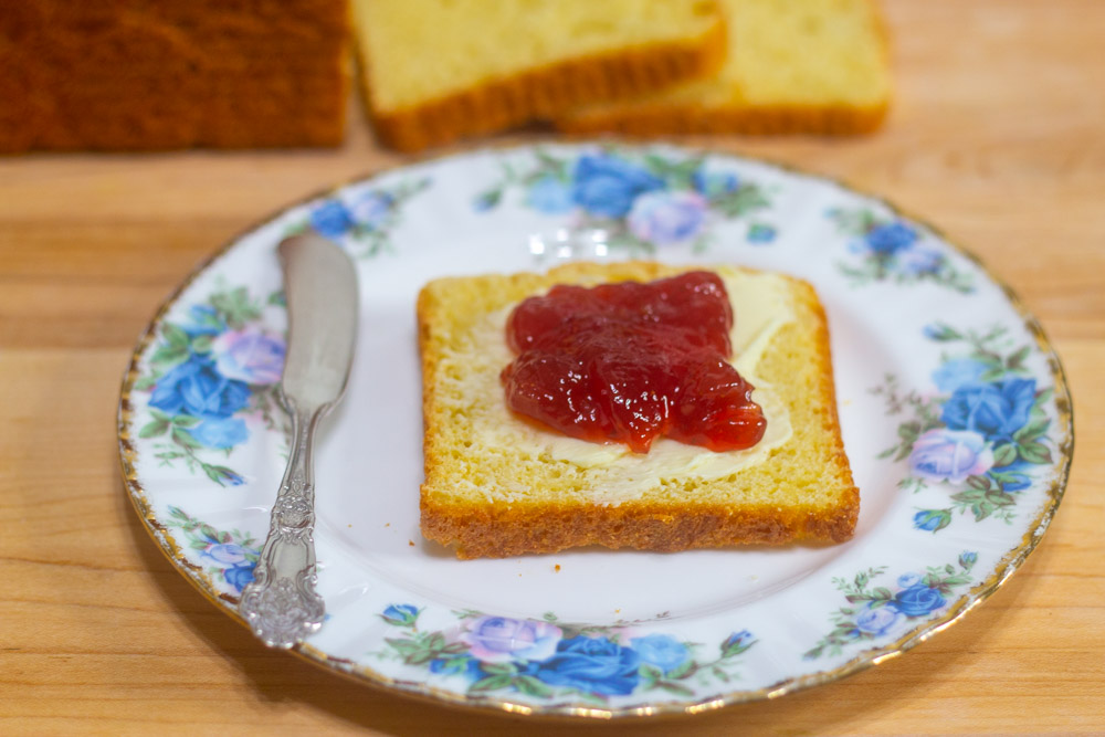 Sally Lunn (Batter Bread)