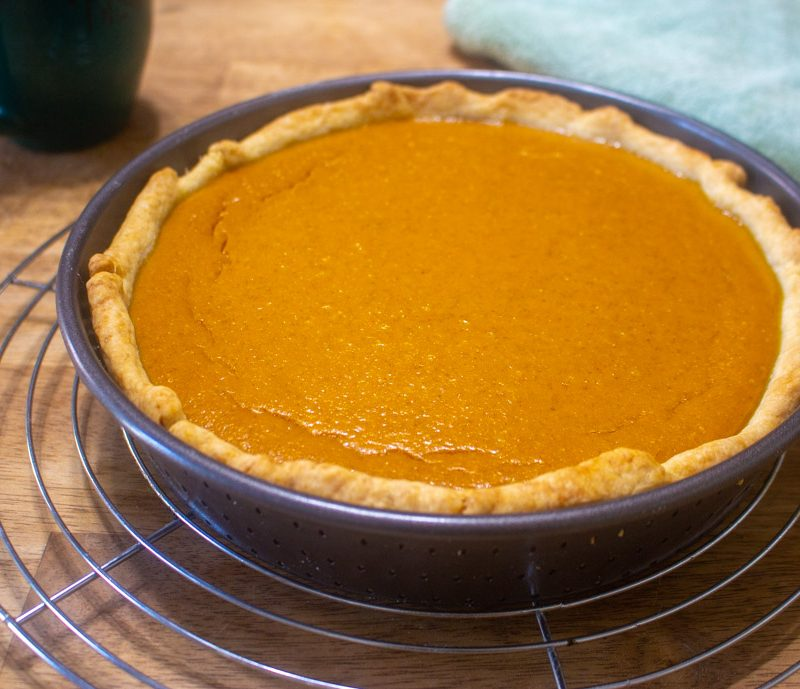 My Perforated Pie Pan Trial/Winners Announced