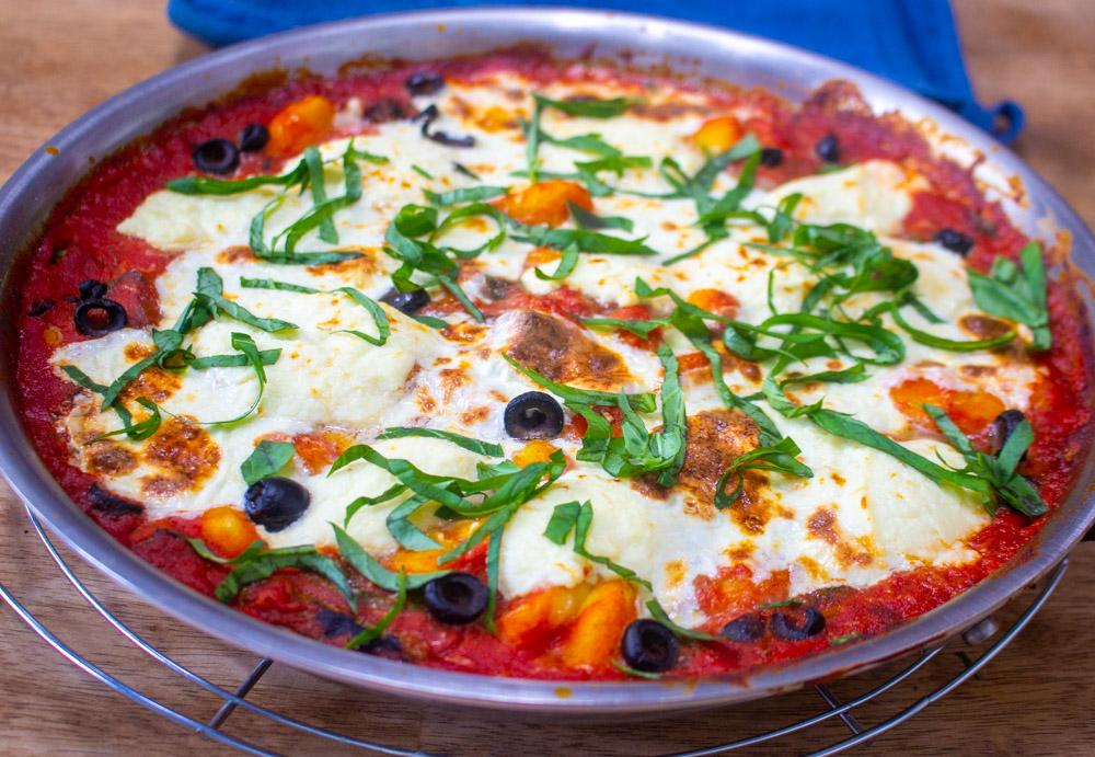 Baked Gnocchi Passata