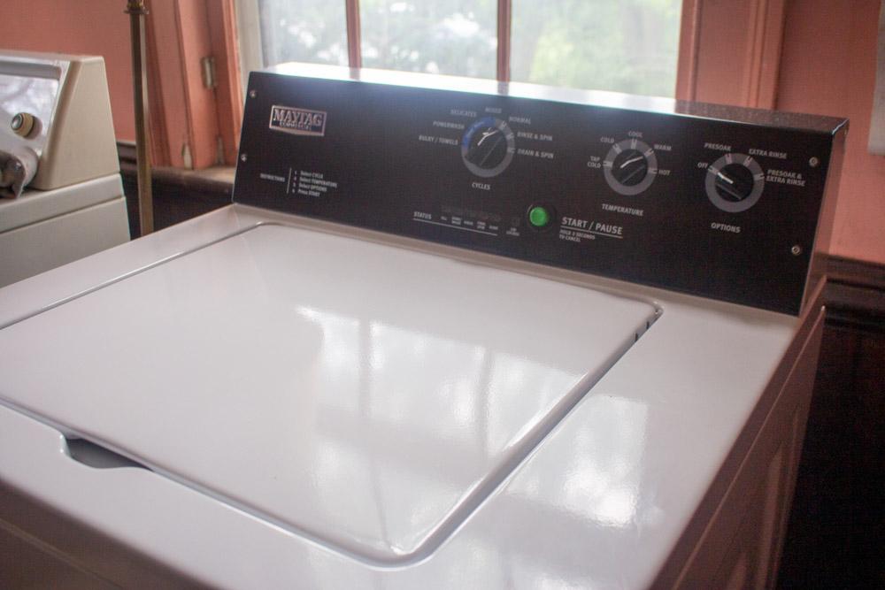 New Washing Machine!