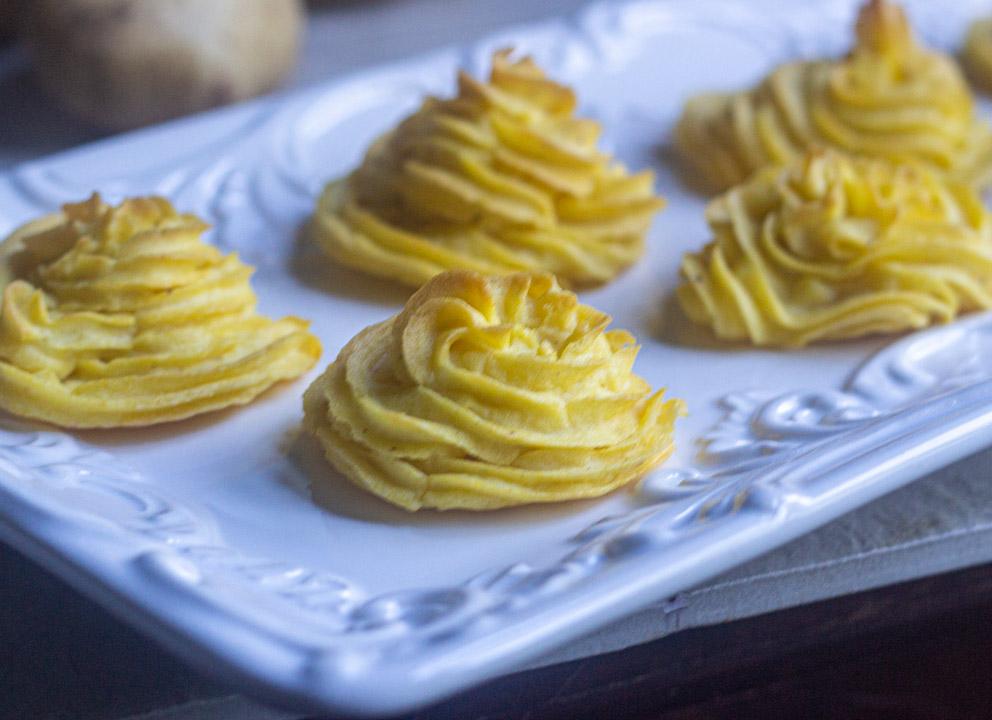 French Duchess Potatoes